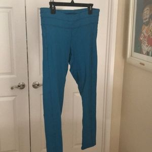 Champion Duo Dry XXL work out pants Turquoise